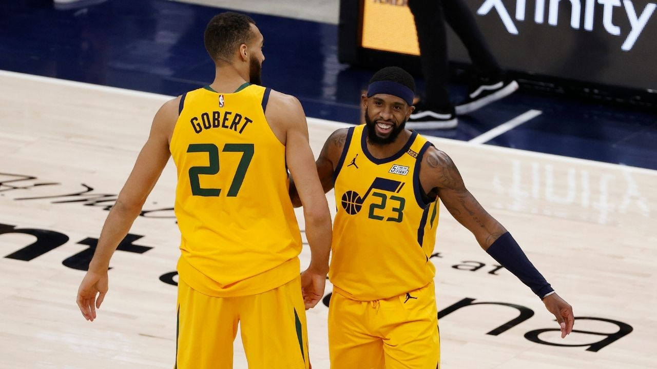 """LeBron James is the most criticized player of our generation"": Rudy Gobert explains why he refuses to take criticism from the likes of Shaquille O'Neal seriously"