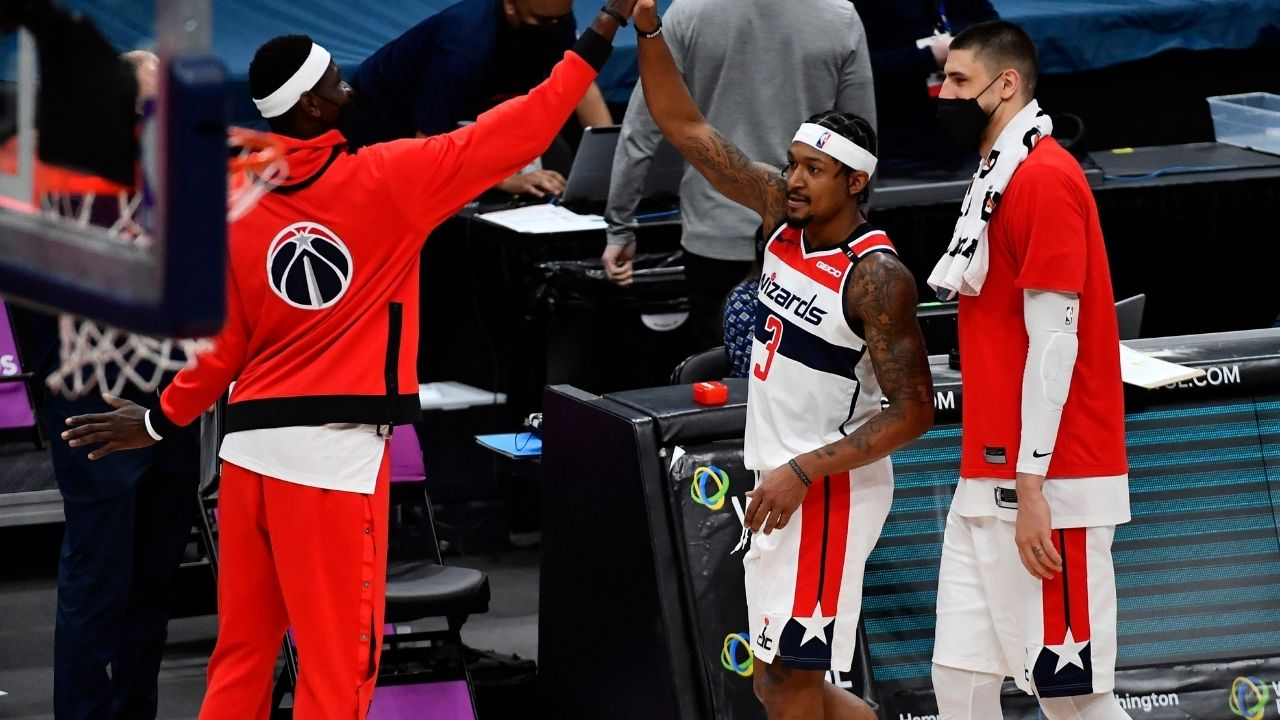 """""""I know a lot of guys who don't want to play"""": Wizards' Bradley Beal breaks his silence on whether or not he will play in the All-Star Game this year"""