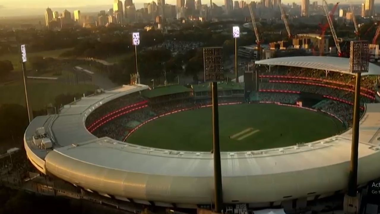 Weather at Sydney Cricket Ground: What is the weather prediction for Sydney Sixers vs Perth Scorchers BBL 10 final?