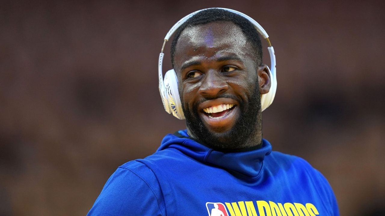 """""""I'm not just someone that tried to guard Damian Lillard"""": Team USA forward Draymond Green hilariously explains why Blazers superstar is unguardable"""
