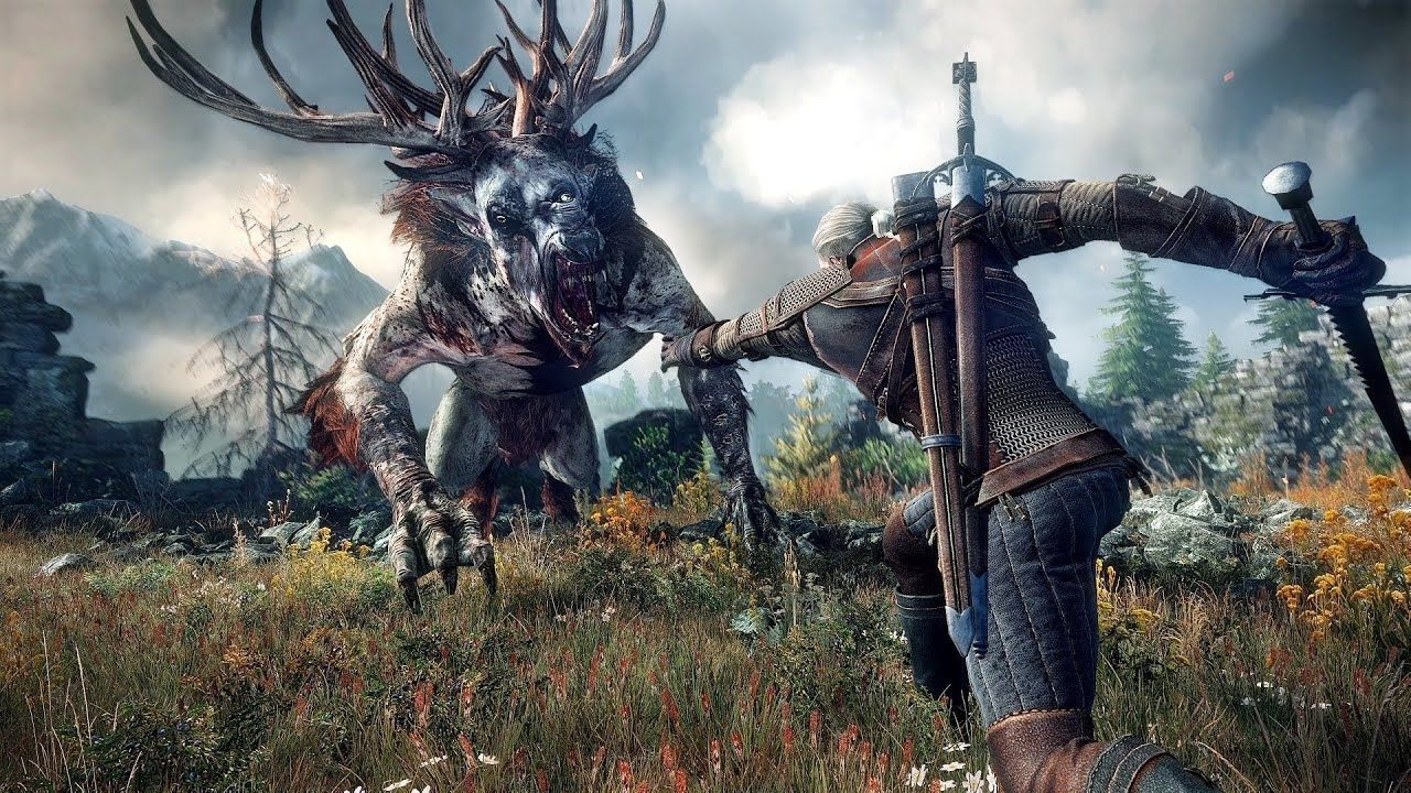 The Witcher 3 is getting updated for next-gen consoles