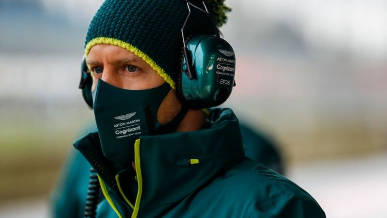 """""""Obviously I'm not too old""""- Sebastian Vettel says he still has time to compete for his 5th title"""
