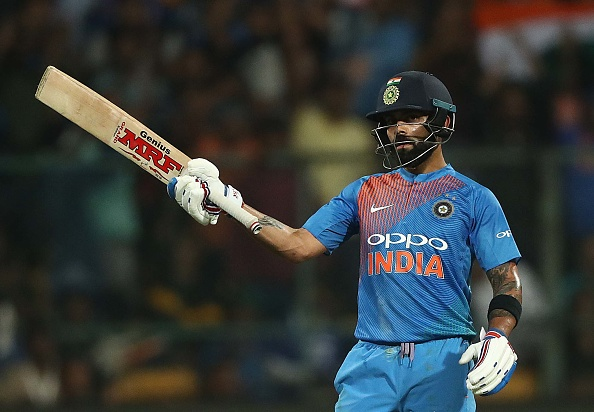 Virat Kohli record as opener: When was the last time Kohli opened the batting for India in a T20I?