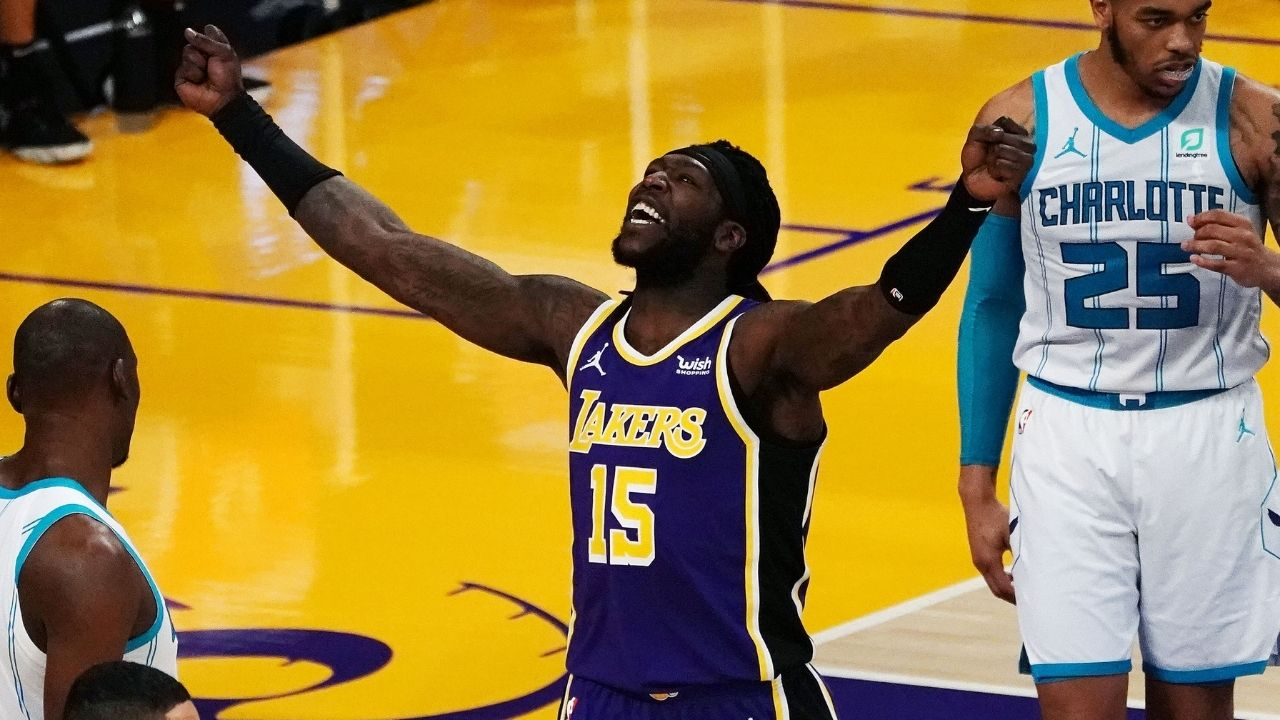 """""""Hey, that is not a clean play!"""": Montrezl Harrell flames Solomon Hill over the play that injured LeBron James in the Lakers' loss to the Hawks"""