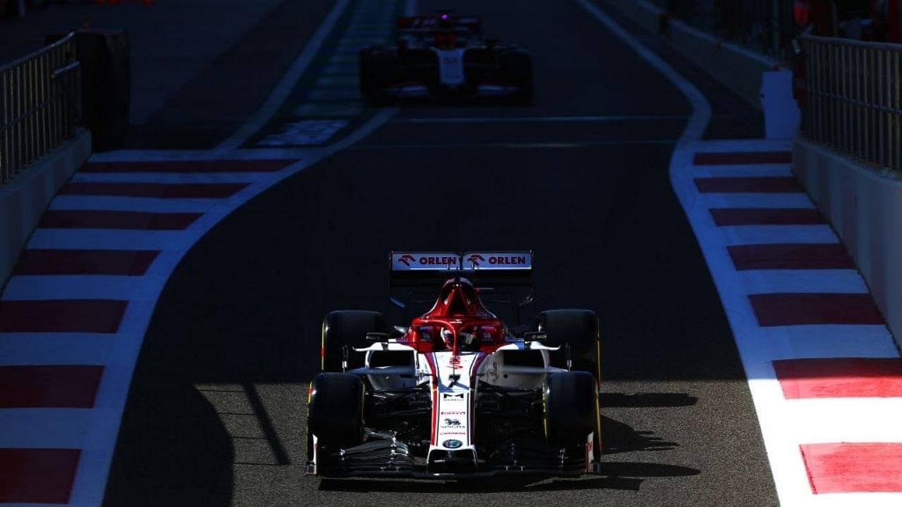 """It's better""- Kimi Raikkonen's judgement on new Ferrari power unit"