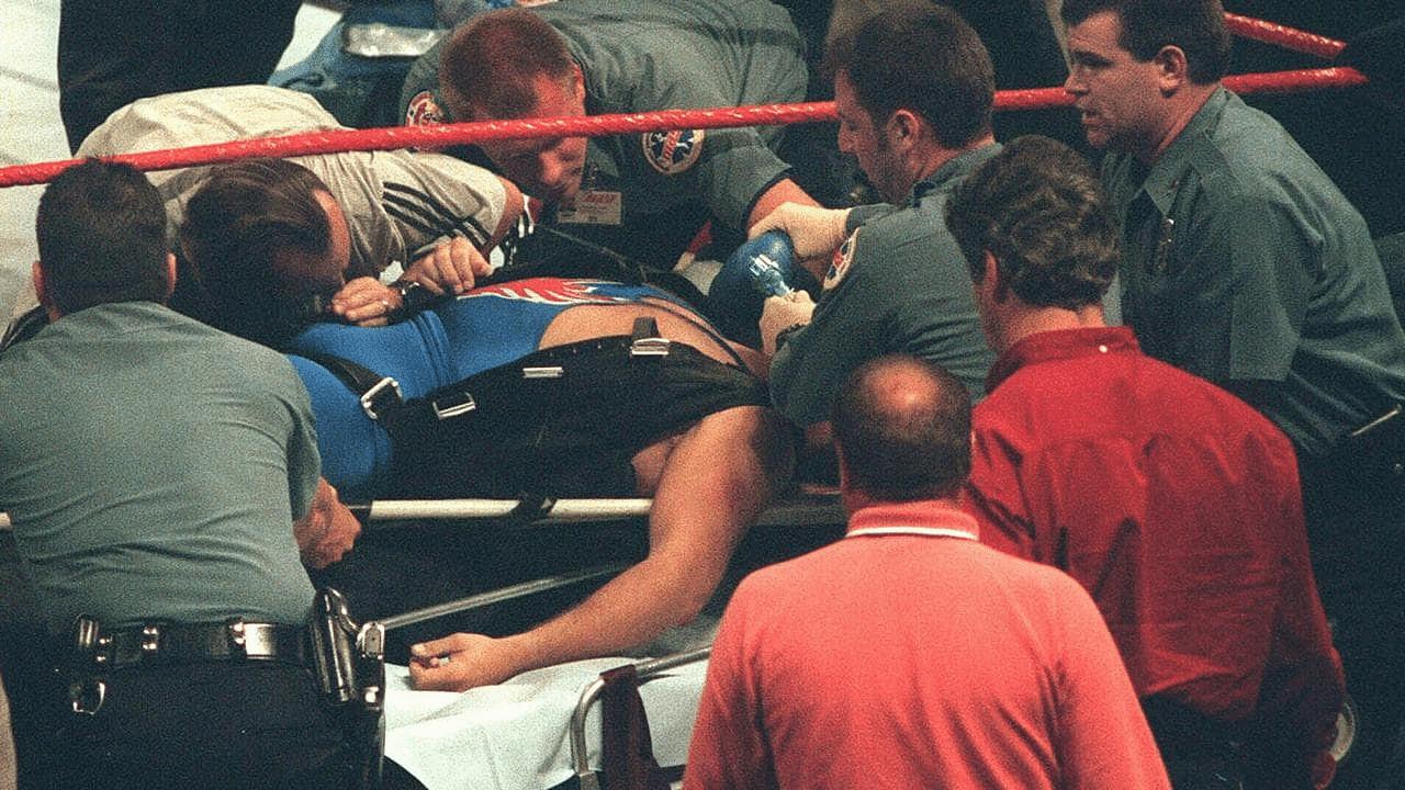 Former WWE referee opens up on Owen Hart's death
