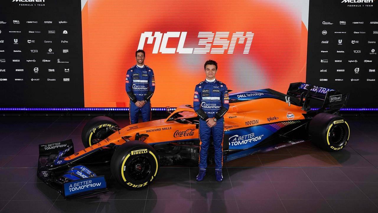 """Lando is the more experienced"" - Daniel Ricciardo eager to learn from McLaren teammate Lando Norris"
