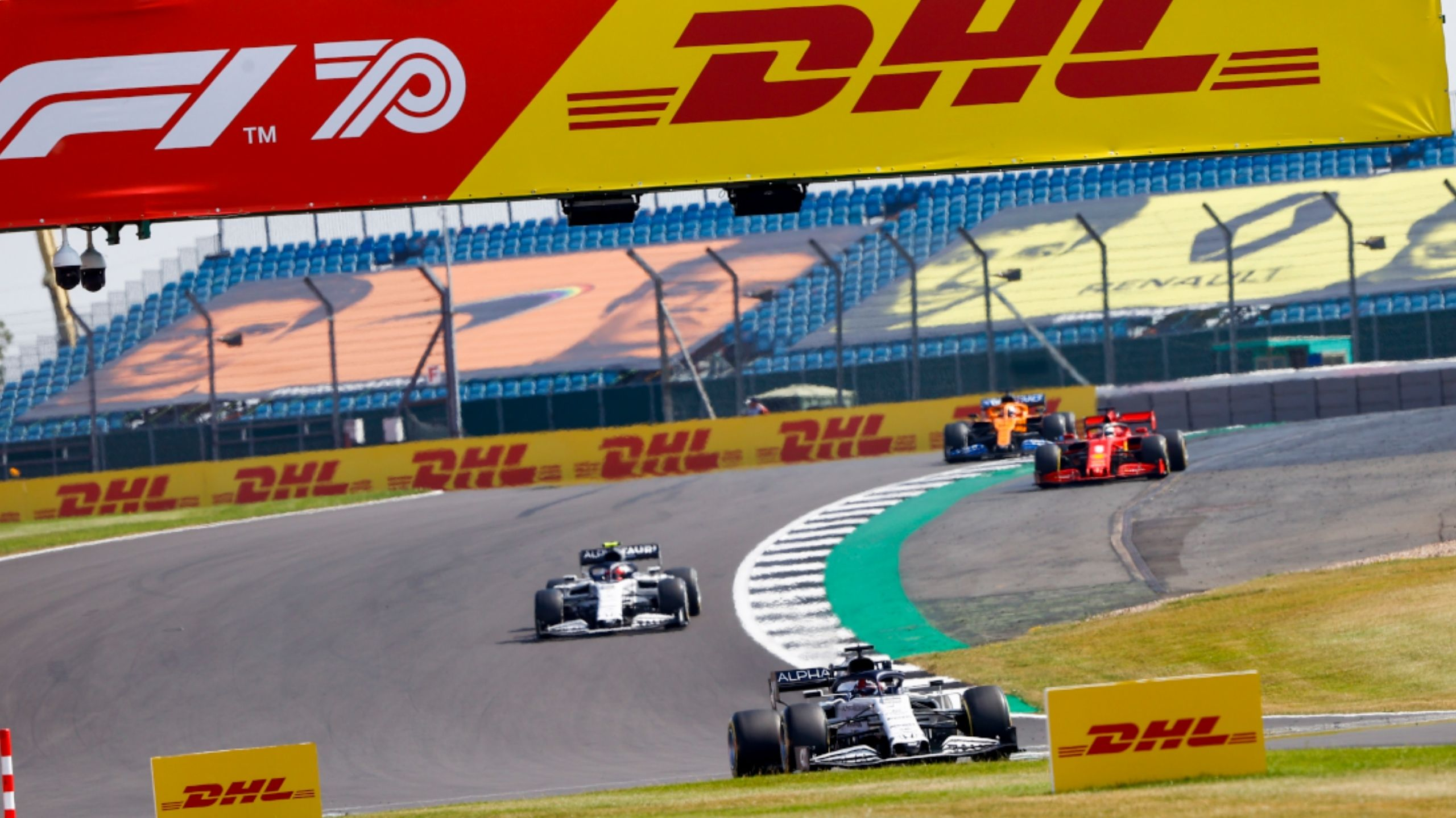 """""""We are looking forward to defending our title"""" - Formula 1 renews longest-standing Global Partnership with DHL"""