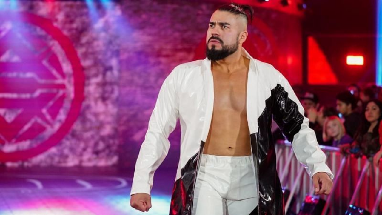 WWE star Andrade opens up on his release request