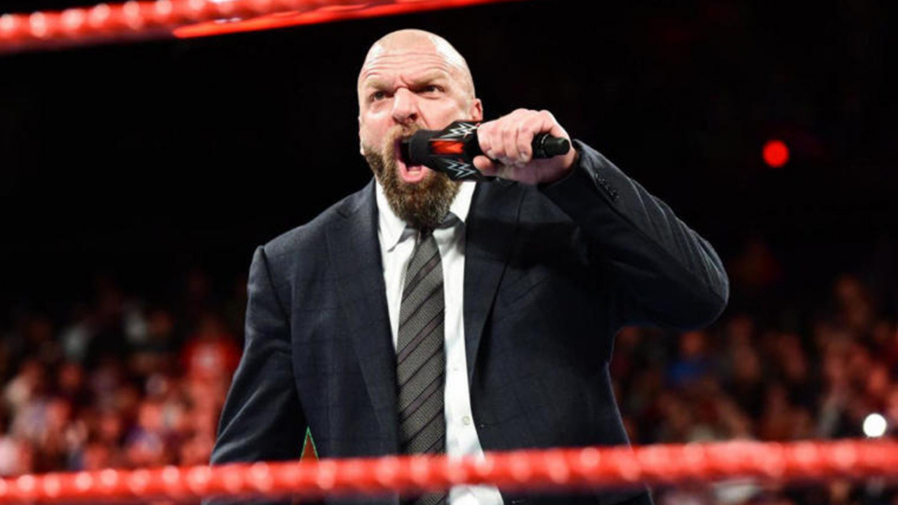 AEW star says Triple H avoided facing him at a WWE PPV