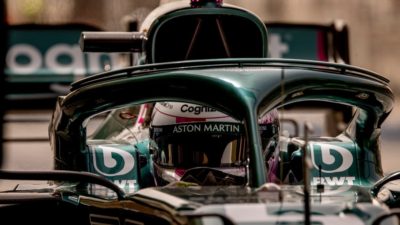 """My home is Aston Martin""- Sebastian Vettel quashes Mercedes move rumours"