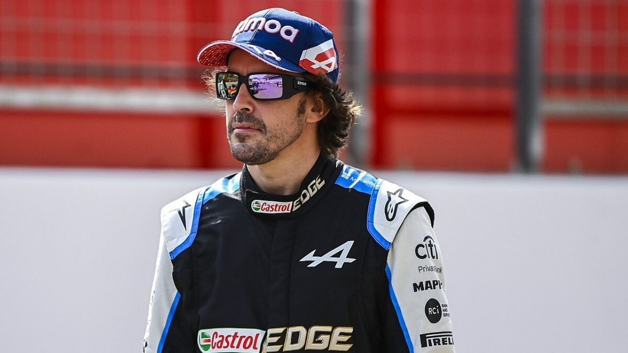 """Fernando is really pushing""- Alpine boss on Spaniard's never ending demands"
