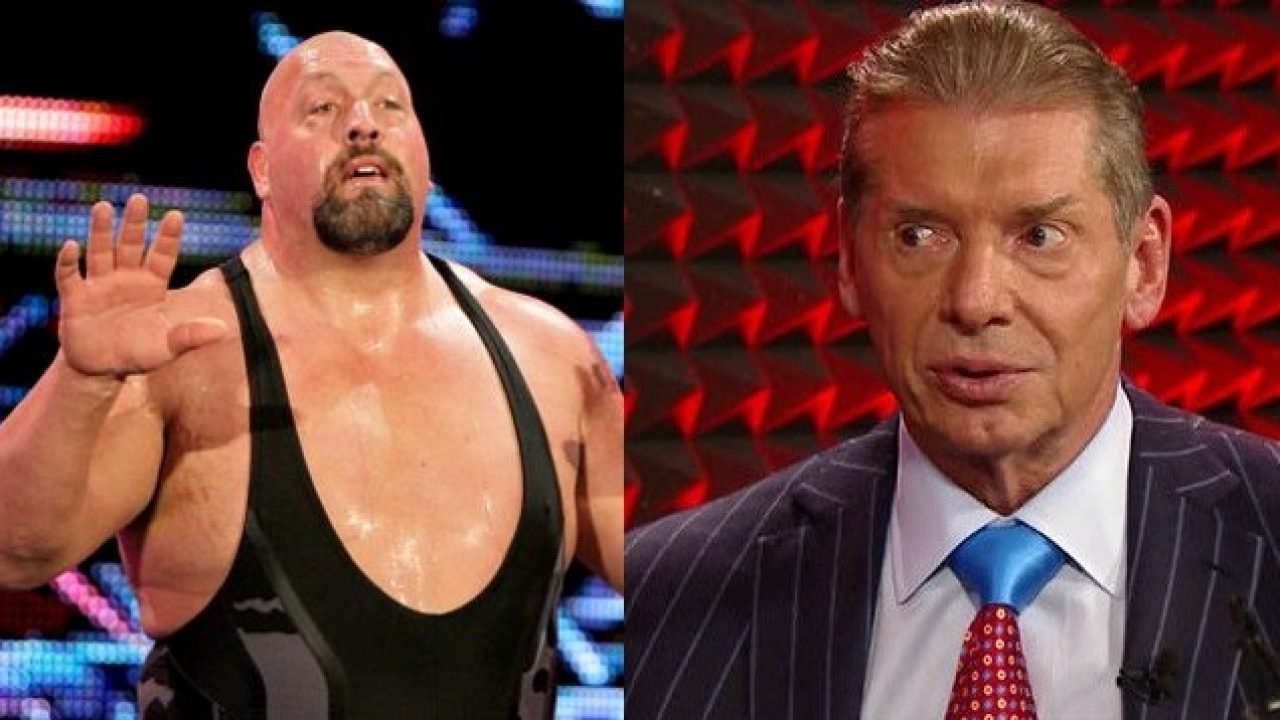 Paul Wight reveals Vince McMahon's reaction to him joining AEW