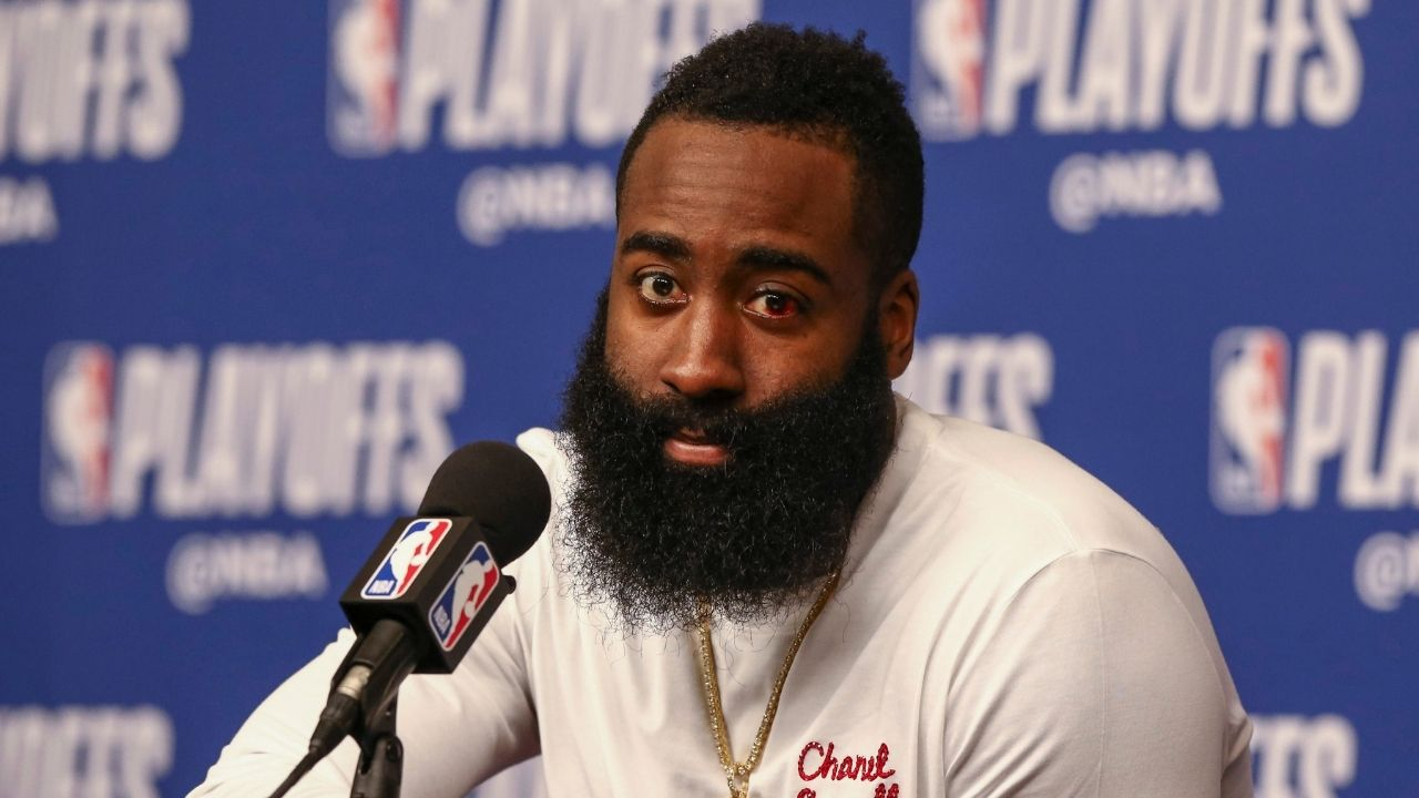"""I never thought I would leave Houston Rockets"": James Harden opens up about leaving his old hunting grounds to join forces with Kevin Durant and Kyrie Irving on the Nets"