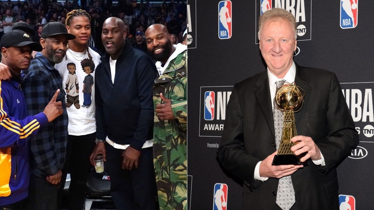 """""""Larry Bird and Michael Jordan were marvelous, but I'm the greatest"""": NBA legend explains why he's the best trash talker of all time"""