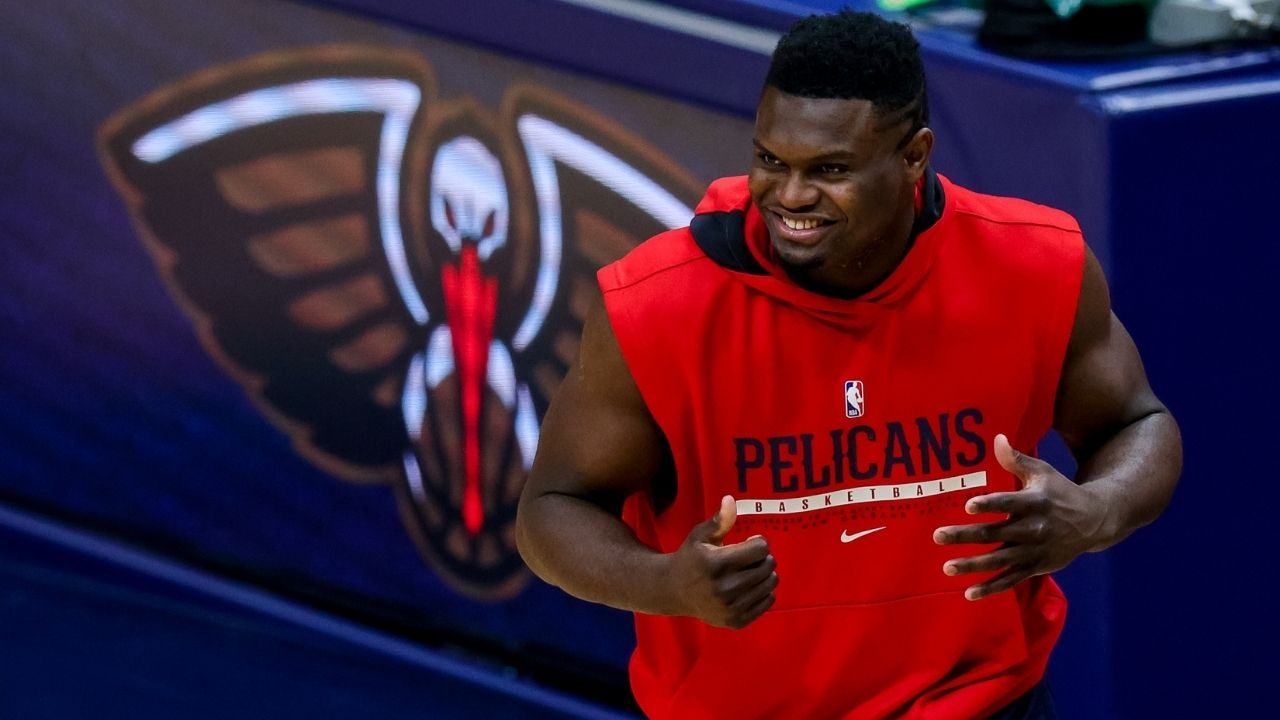 """Zion Williamson reveals his newfound love for poetry on the JJ Redick Podcast: """"I'll be in my room sometimes and I'll just type up a poem"""""""