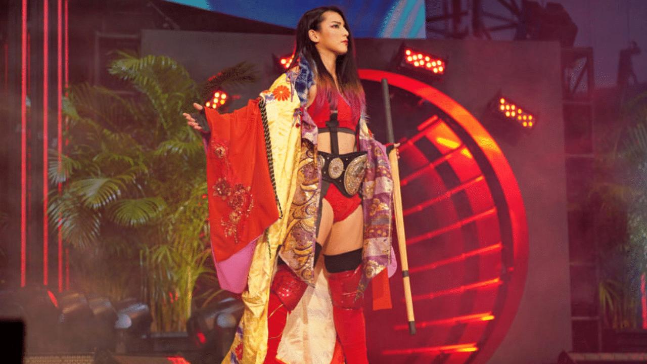 Hikaru Shida's next opponent for the AEW Women's Championship revealed