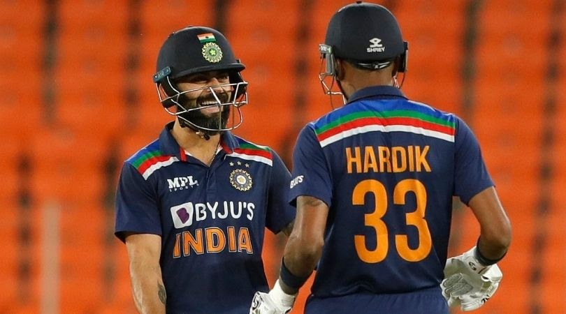 IND vs ENG Fantasy Prediction: India vs England 4th T20I – 18 March (Ahmedabad). Virat Kolhi is on fire, and he is the best fantasy captain for this game.