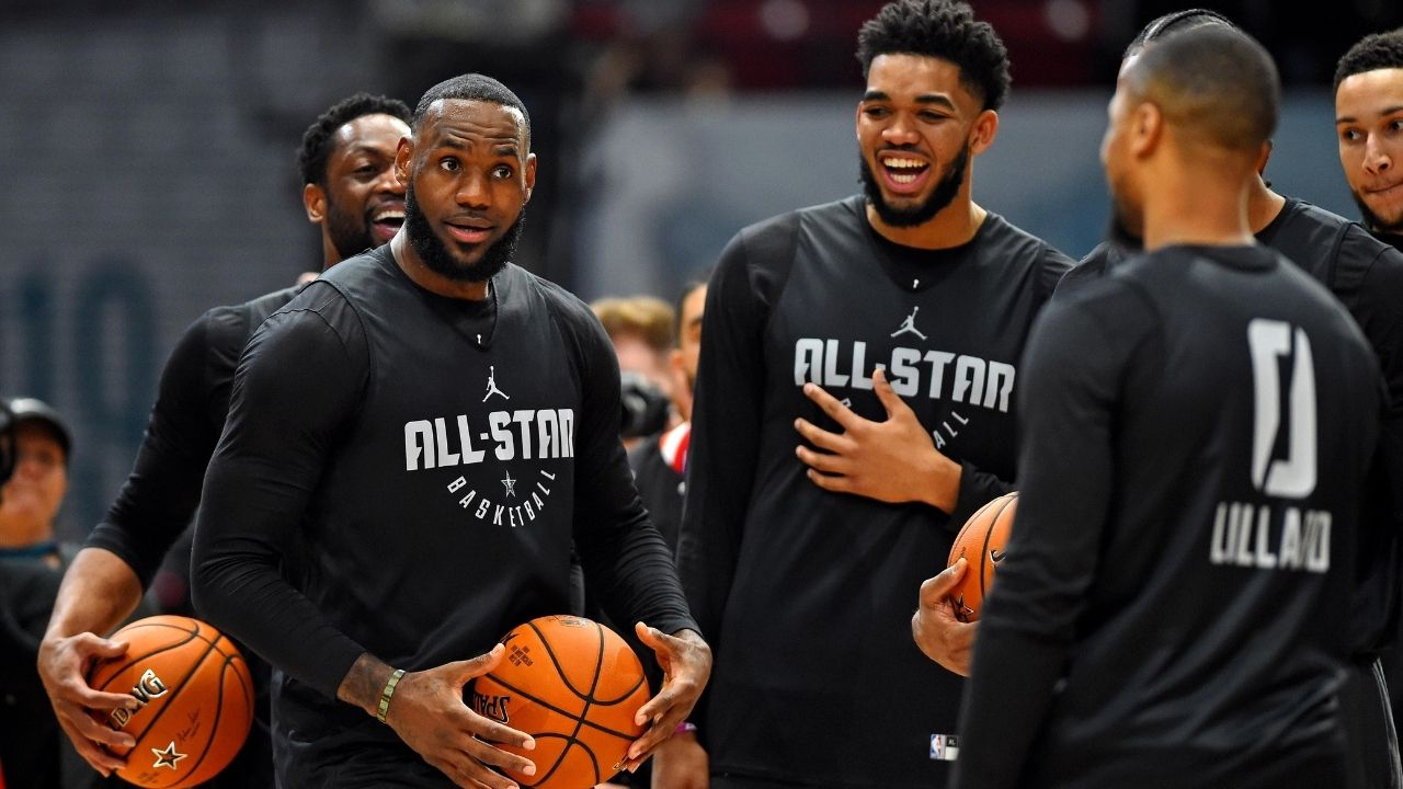 """""""It's always interesting to have Hall of Famers speaking on your game"""": LeBron James, Damian Lillard, and others speak on receiving criticism from Inside The NBA crew"""