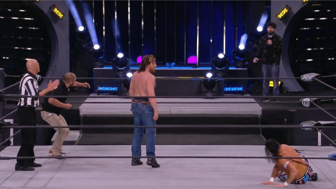 Jim Cornette blasts Tony Khan over promo on AEW Dark Elevation