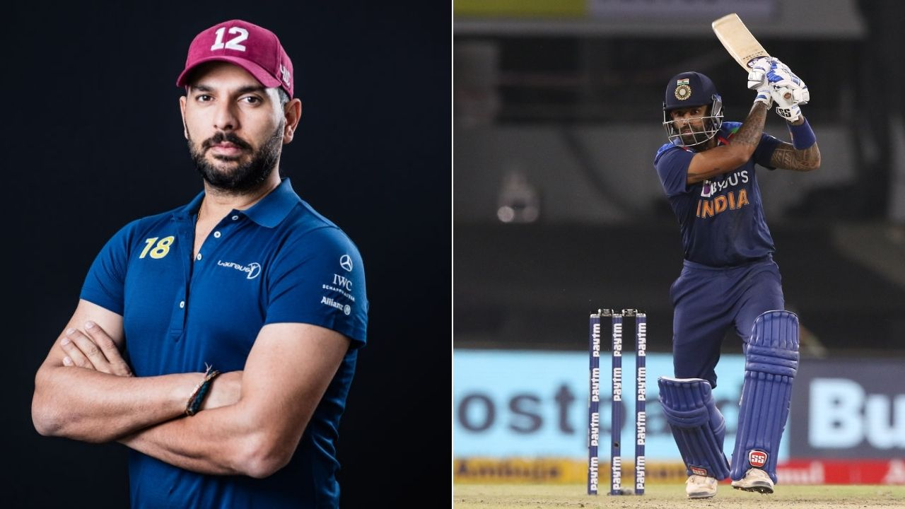 """""""In My World Cup squad"""": Yuvraj Singh bats for Suryakumar Yadav after his half-century in debut innings vs England"""