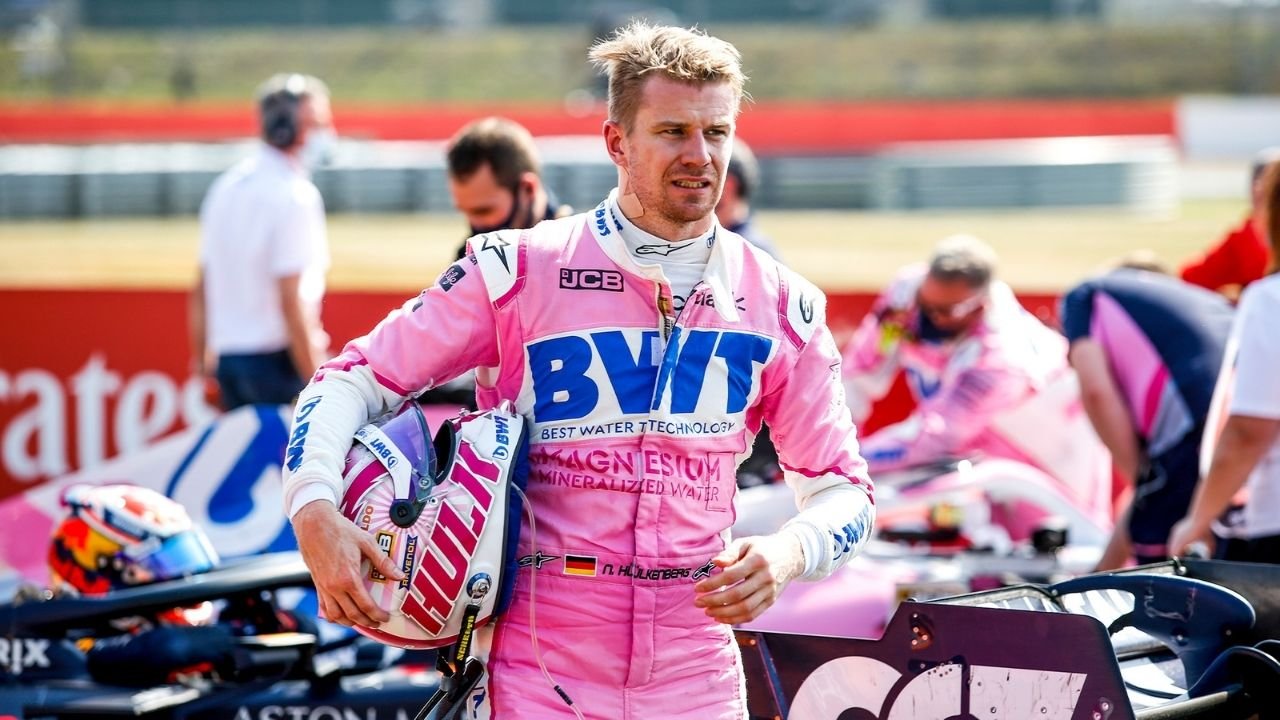 """""""I will work as a reserve driver for Aston Martin and also for Mercedes""""- Nico Hulkenberg is back on his 2021 plans"""