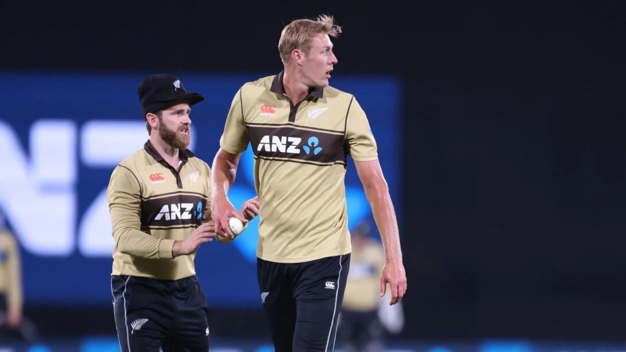 Kyle Jamieson IPL 2021: Fans criticize RCB's Jamieson after Aaron Finch hits four sixes in his over