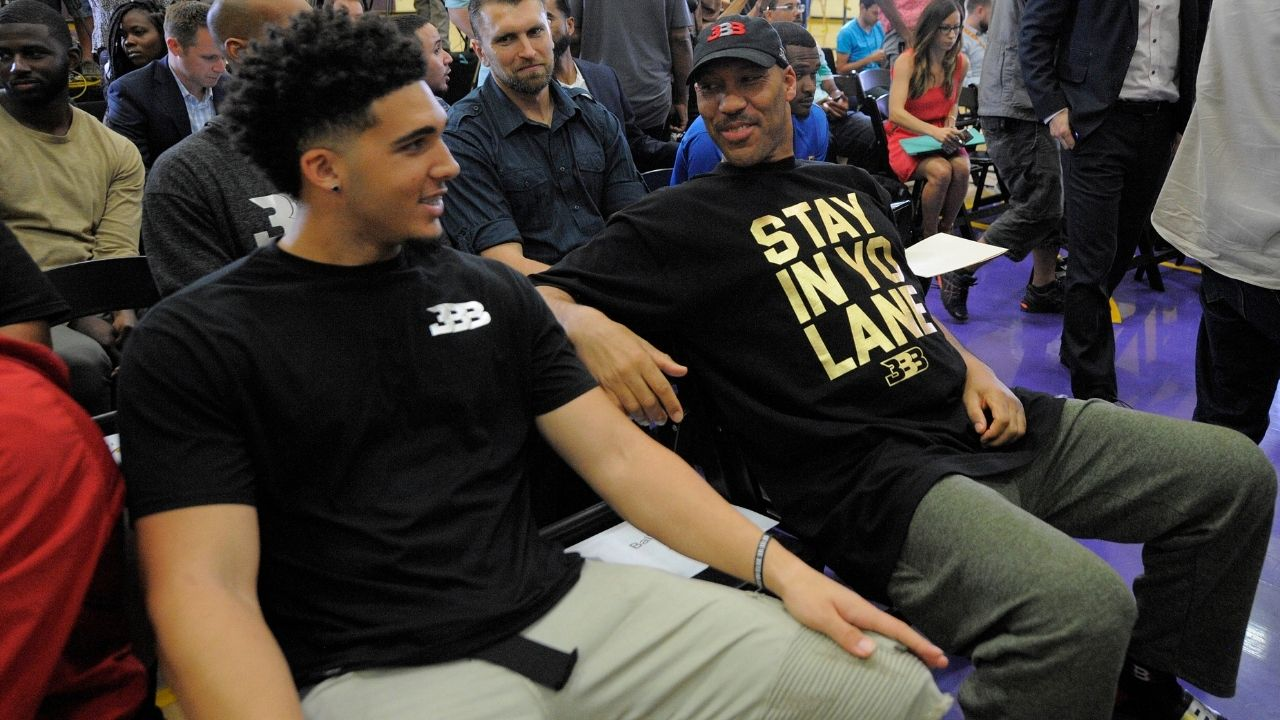 """""""Get them all in Charlotte!"""": LaVar Ball has been pushing Michael Jordan to get all 3 Ball Brothers to play for the Hornets"""