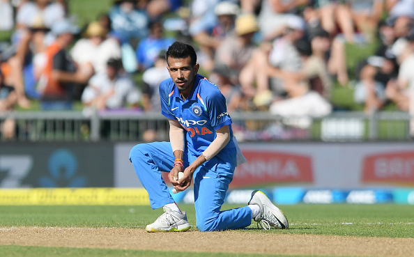 Why are Kuldeep Yadav and Yuzvendra Chahal not playing today's 3rd ODI between India and England in Pune?