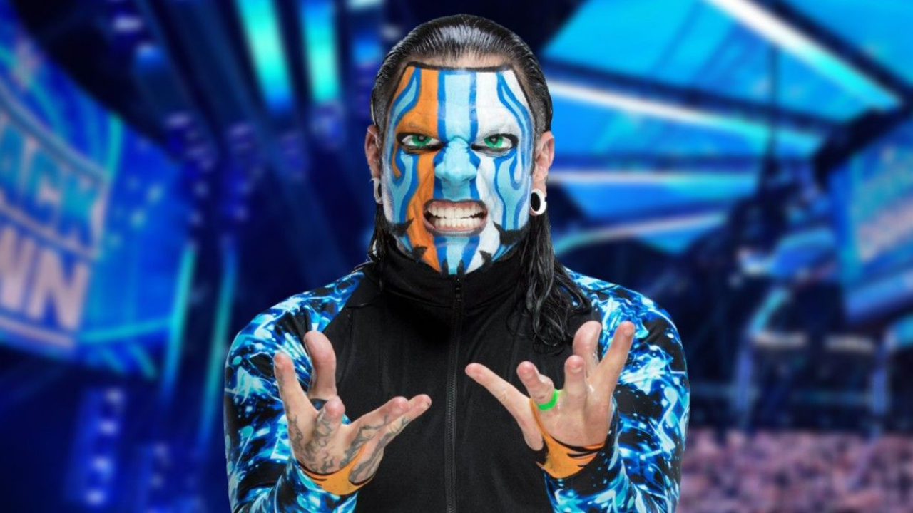 Jeff Hardy feels honored to be compared to AEW Star