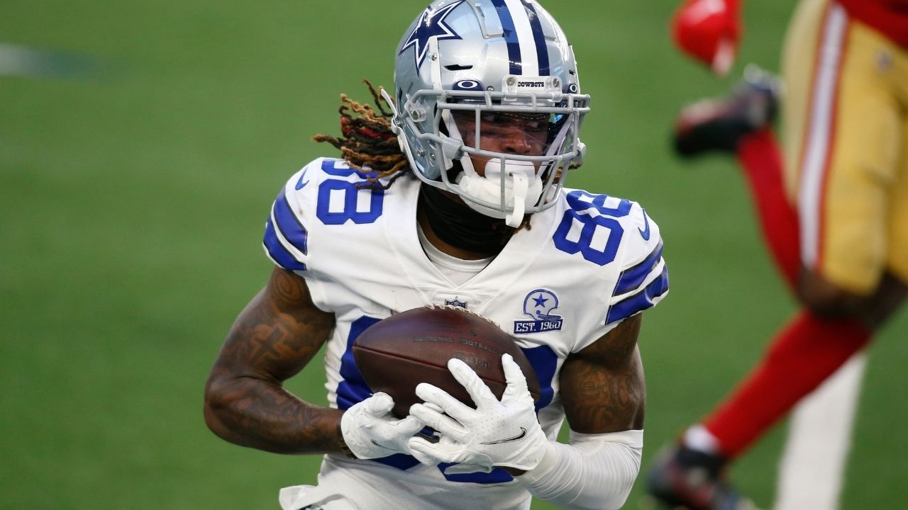 NFL Wide Receivers 2021: Ranking the top 4 NFC East WR's who could have the most impact in 2021 after the Kenny Golladay signing.