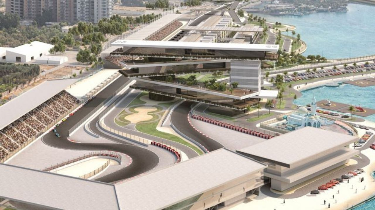 Jeddah F1: All you need to know about the street circuit for the Saudi Arabian Grand Prix