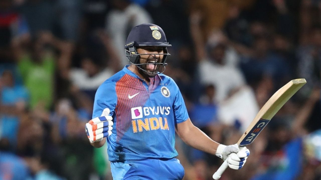 Why is Rohit Sharma not playing today's 1st T20I between India and England in Ahmedabad?