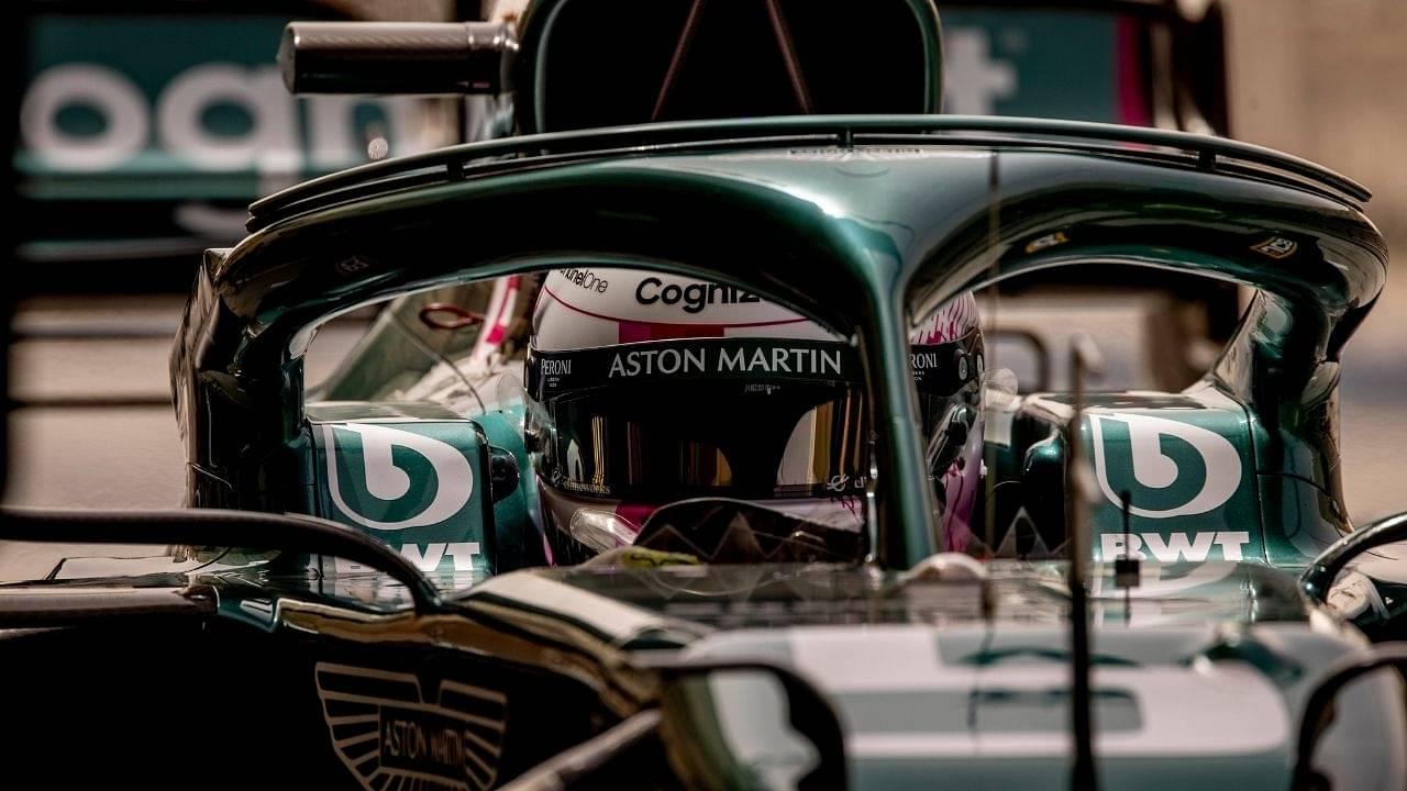 """It's just small stuff""- Sebastian Vettel explains culminative effect on his struggling Aston Martin performance"