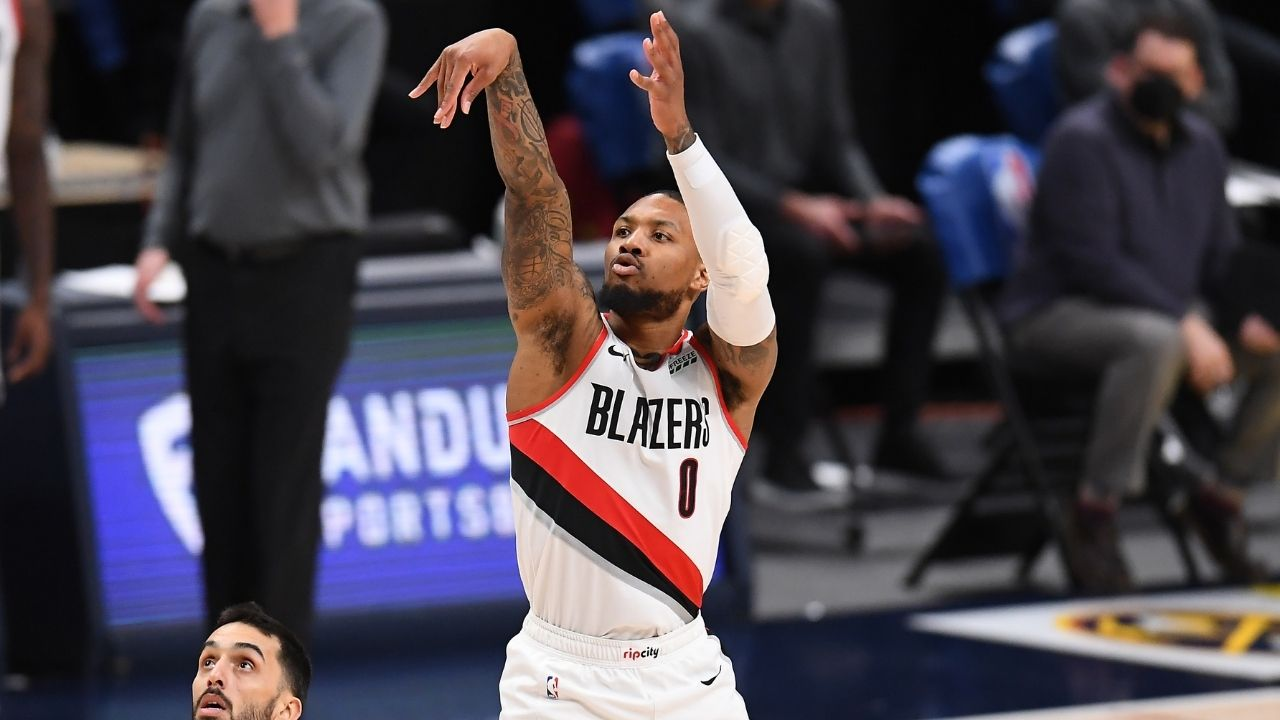 """""""You have the ultimate confidence that it's going in"""": Damian Lillard gives us an inside look on his clutch mentality after 50-point night in comeback win over the Pelicans"""
