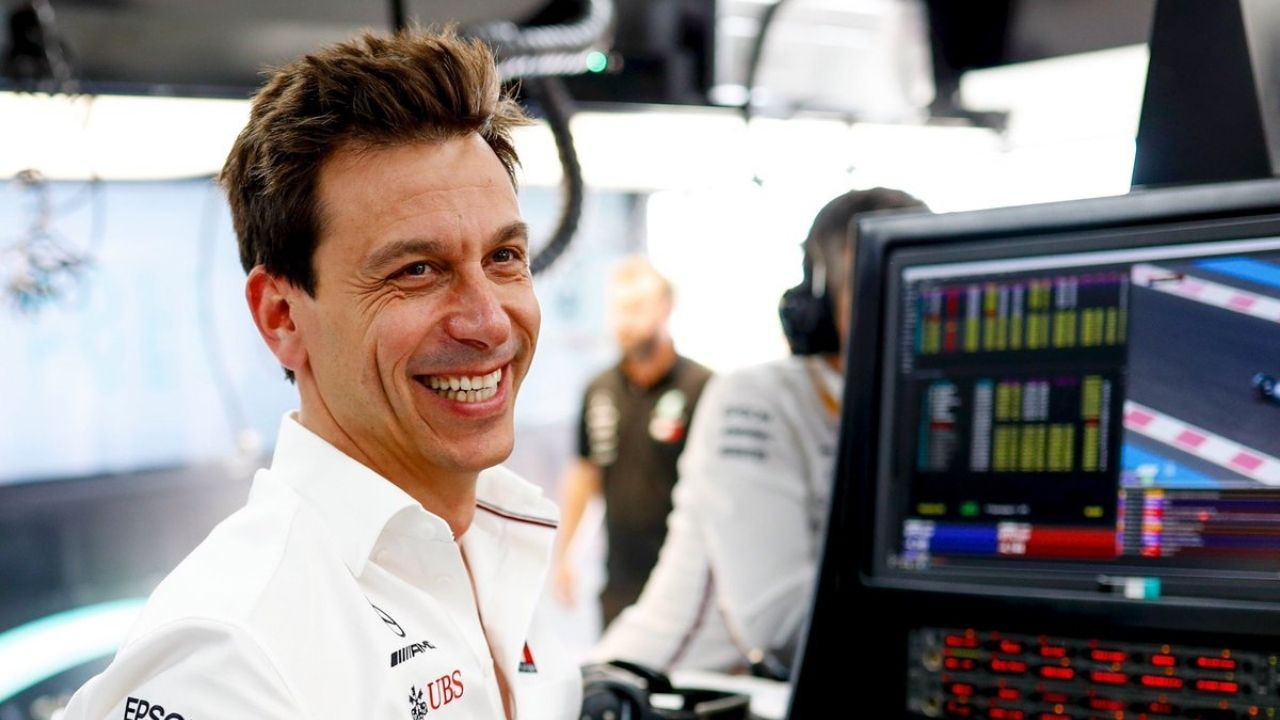"""If we show everything now, we give the competition extra options""- Toto Wolff on Mercedes' secrecy"