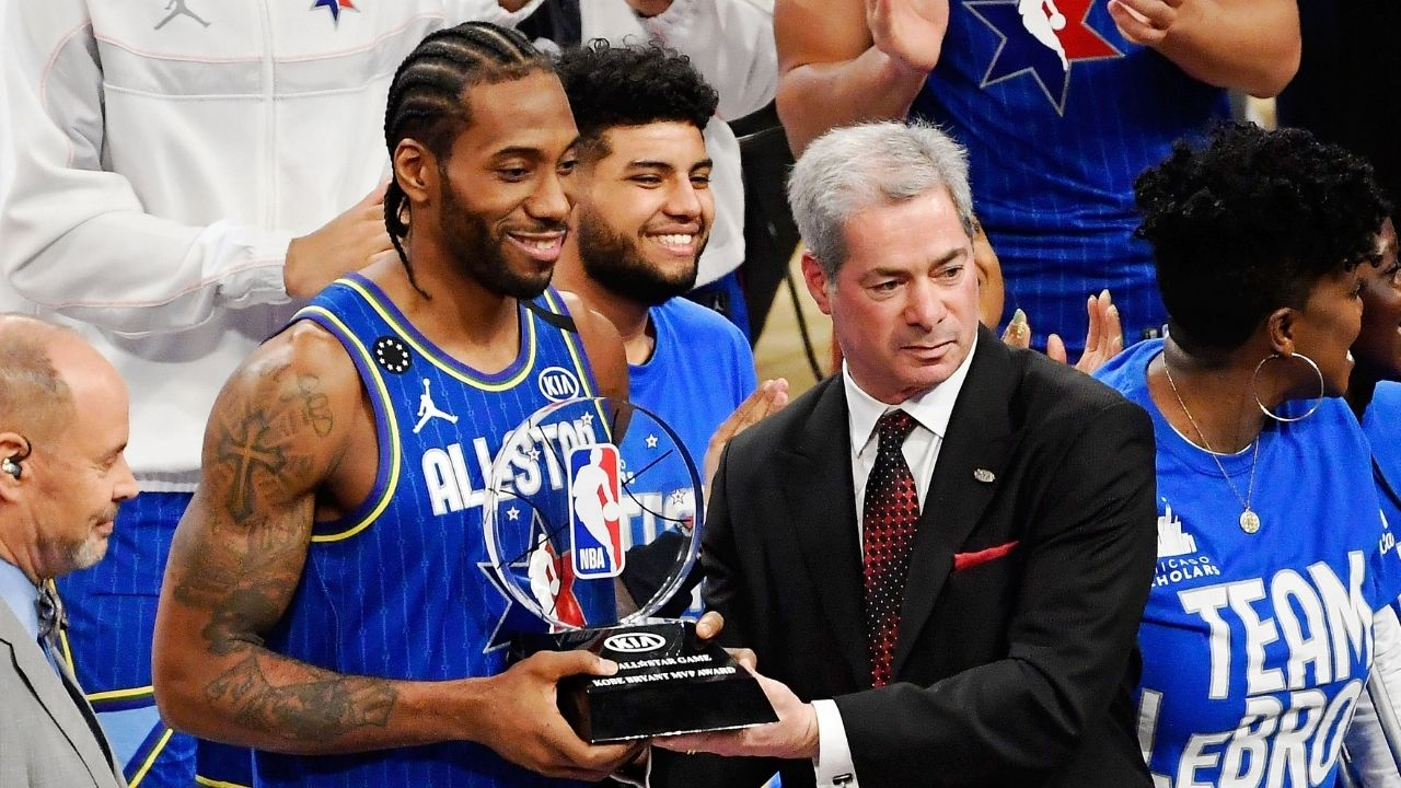 """Kawhi Leonard feels no energy or excitement ahead of the 2021 NBA All-Star Game: """"Atlanta is usually pretty turnt up, but this year it's dead to us players"""""""