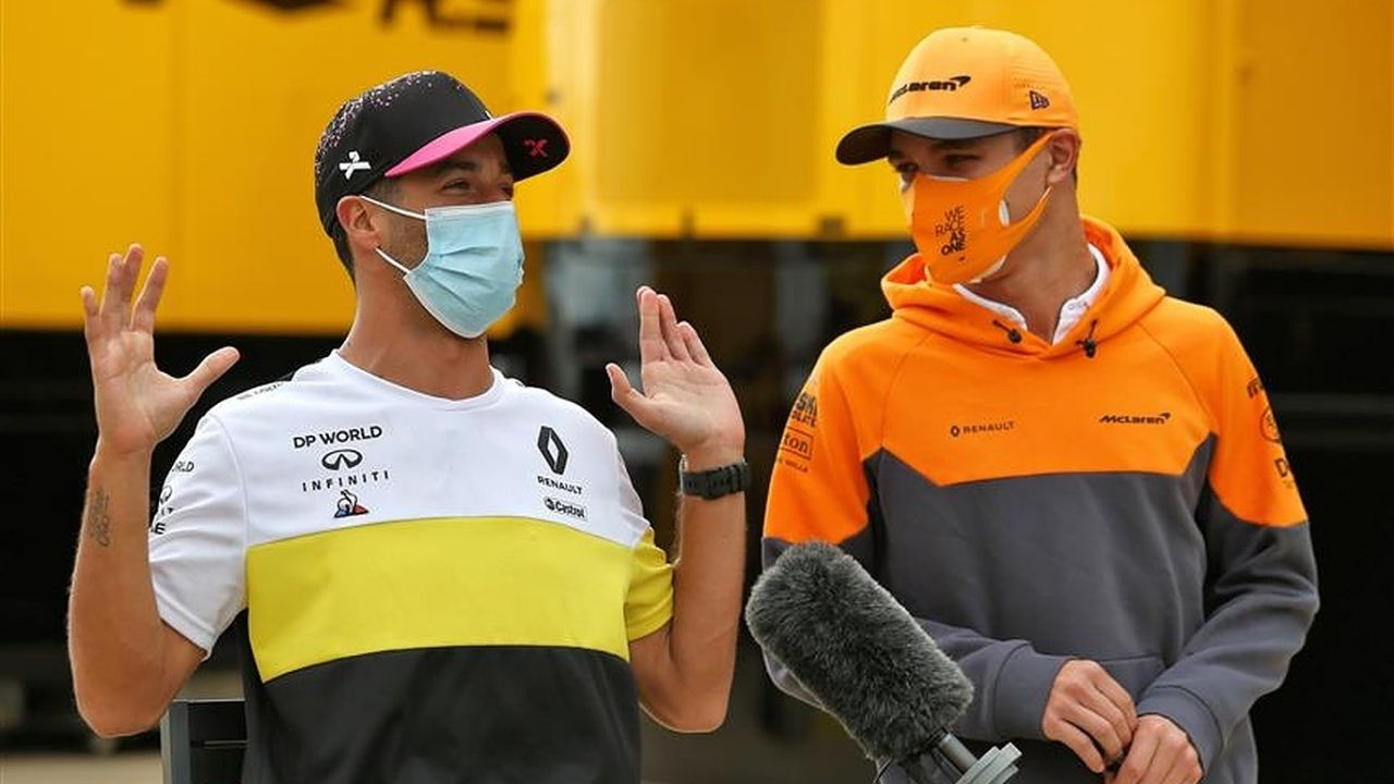 """""""It will be a difficult time for Lando""""- Former Red Bull driver on Lando Norris and Daniel Ricciardo"""