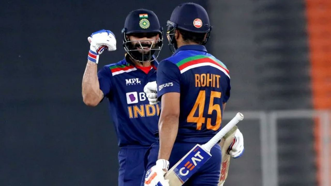 """""""I'd like to partner Rohit at the top"""": Virat Kohli hints at opening with Rohit Sharma in T20 World Cup 2021"""