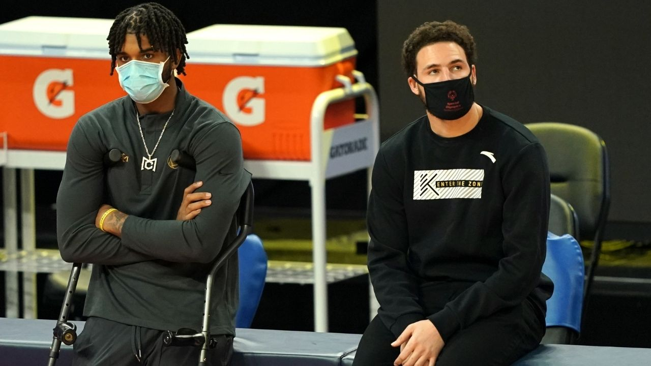 """""""2020 was probably the worst year of my life"""": Warriors' Klay Thompson opens up about last year and the challenges he has faced"""