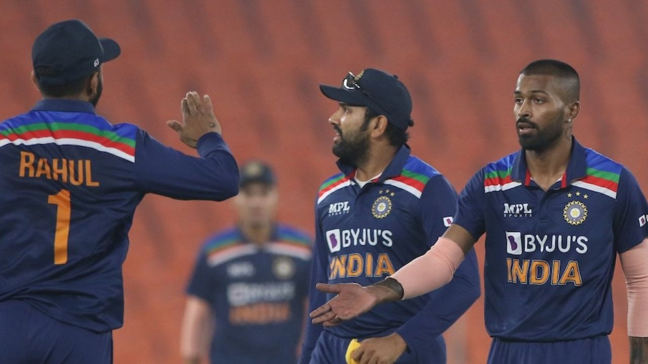 Man of the Match today IND vs ENG: Who was awarded Man of the Match in India vs England 4th Ahmedabad T20I?