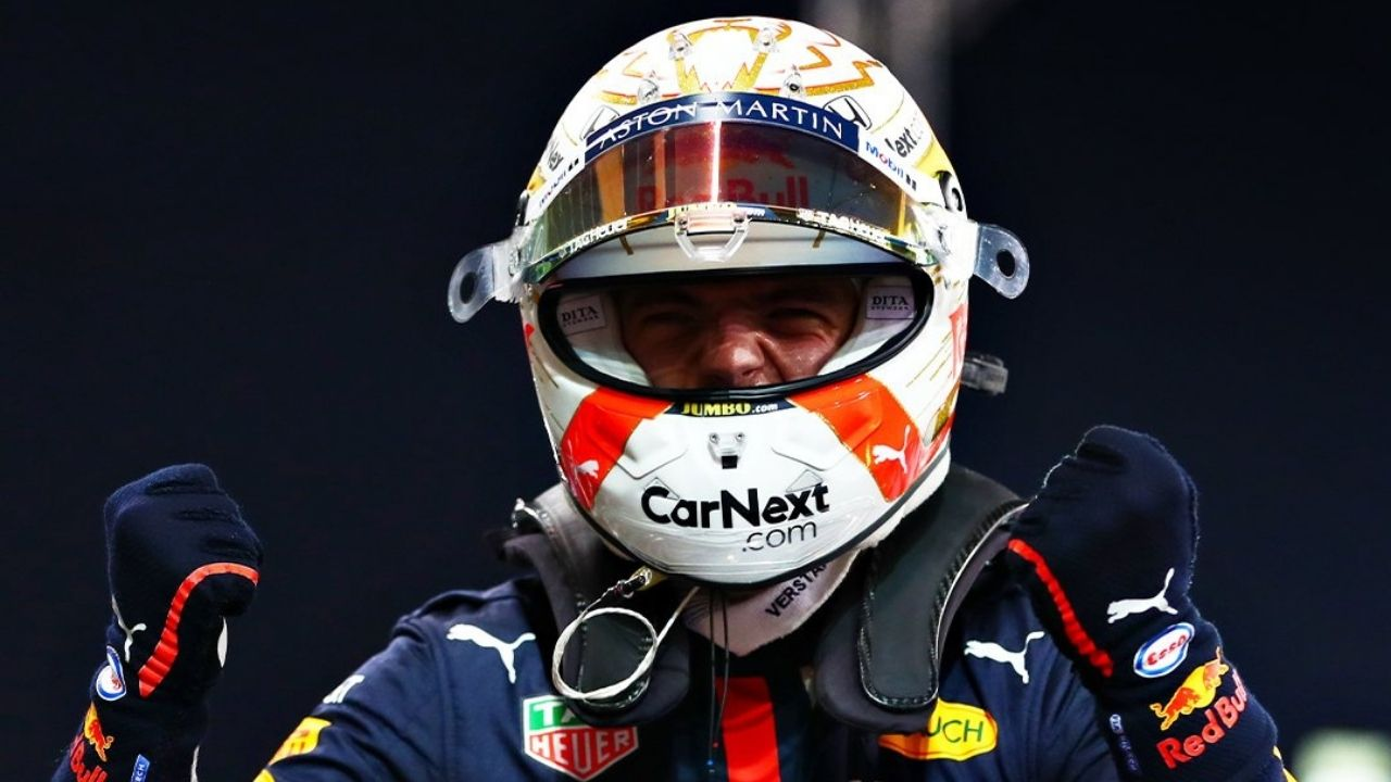 """""""There are no guarantees""""- Max Verstappen after displacing Mercedes from season opener pole"""