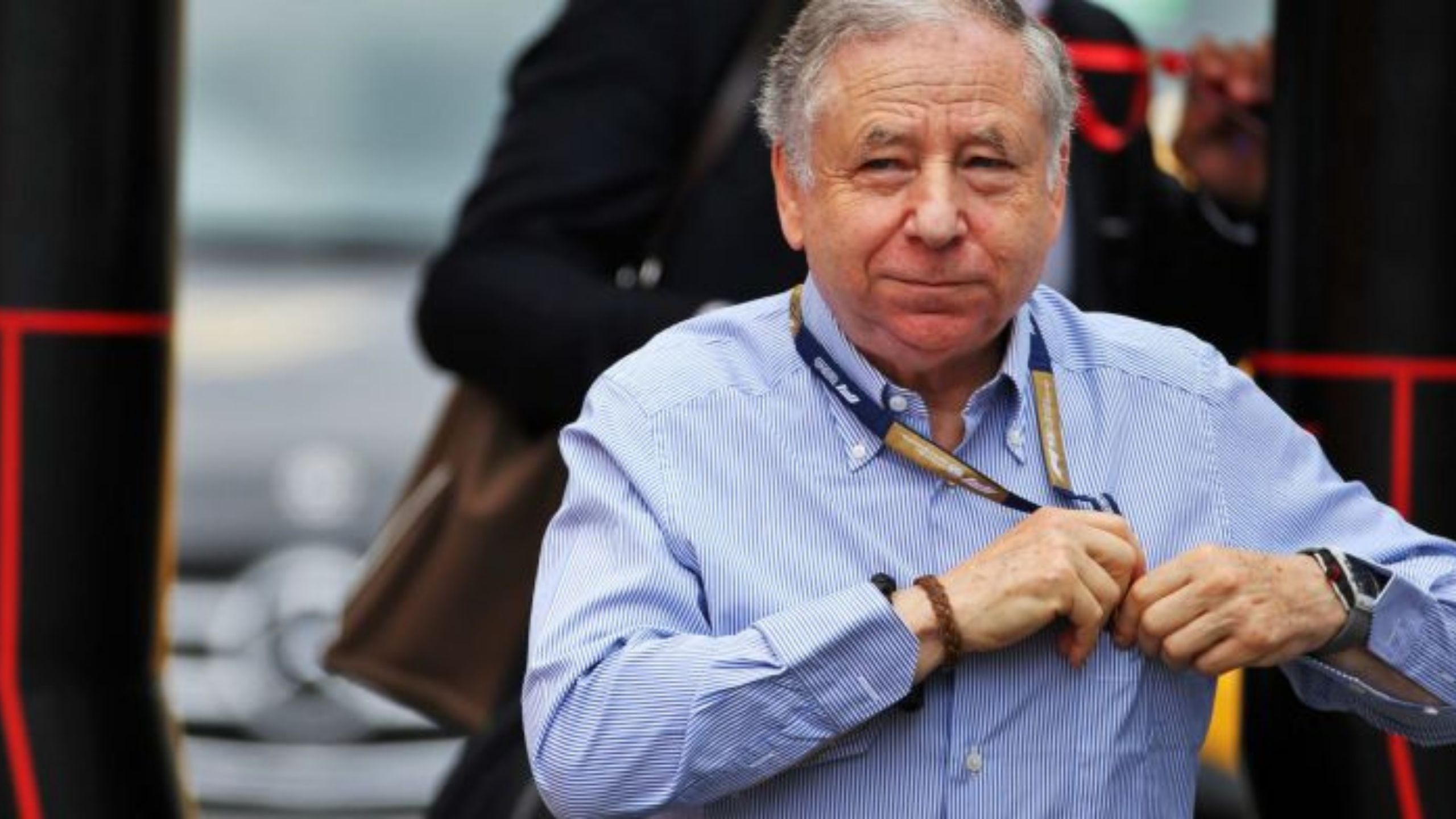 """""""It's not easy to get a superlicence"""" - FIA boss Jean Todt defends decision allowing Nikita Mazepin to race"""