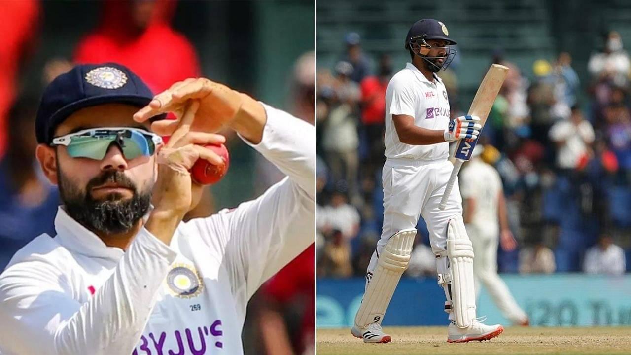 """Rohit's knock most-defining moment"": Virat Kohli credits Rohit Sharma after India win Test series vs England"