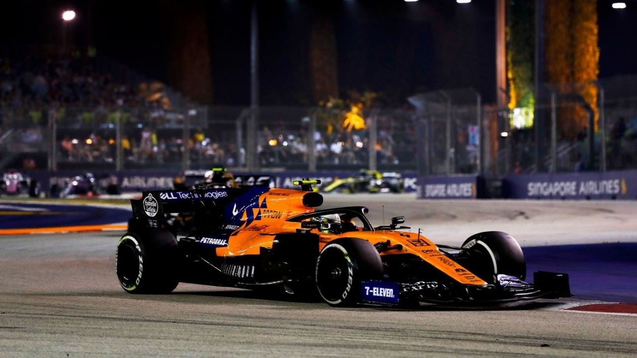 """We're happy with how things have gone""- Lando Norris on smooth transition to Mercedes power unit"