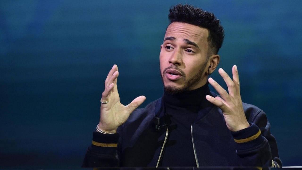 """""""It is unacceptable""""- Lewis Hamilton on unacceptable same sex marriage ban by Vatican"""