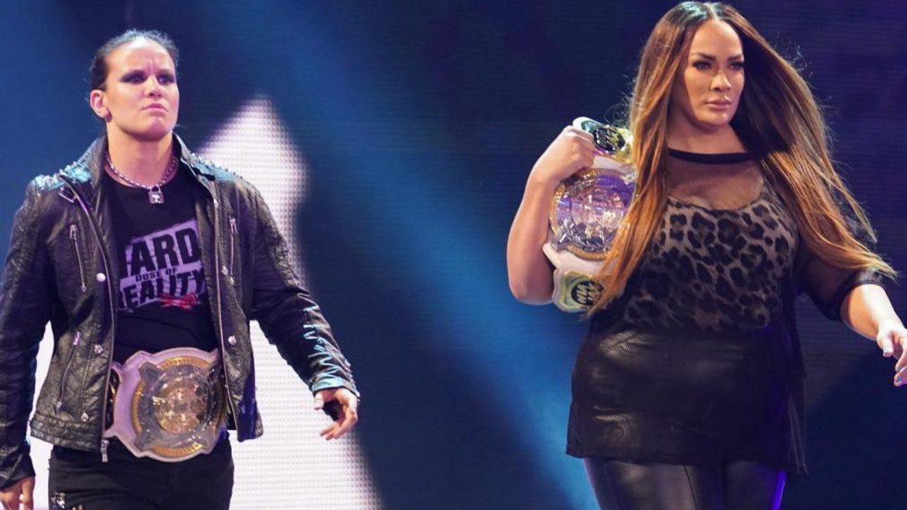 The Curious case of the WWE Women's Tag Team Championships