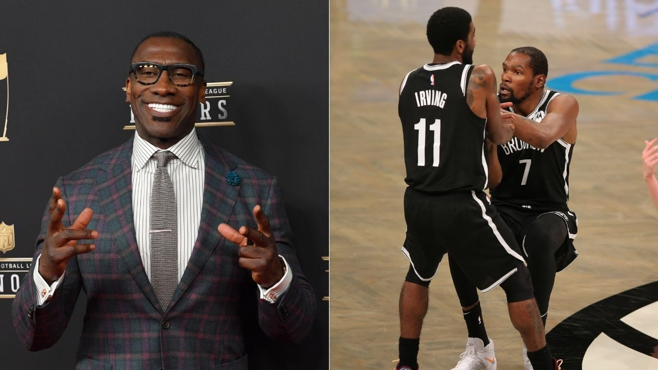 """""""If LeBron James wins the NBA title this year, I'm bringing an elephant to the studio"""": Shannon Sharpe promises the greatest sports talk show in history to substantiate the Lakers star's GOAT status"""