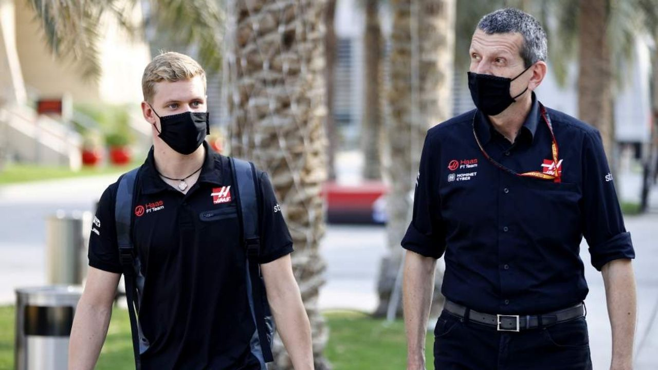 """""""I saw that he has a small book in which he writes things down""""- Guenther Steiner on Mick Schumacher"""