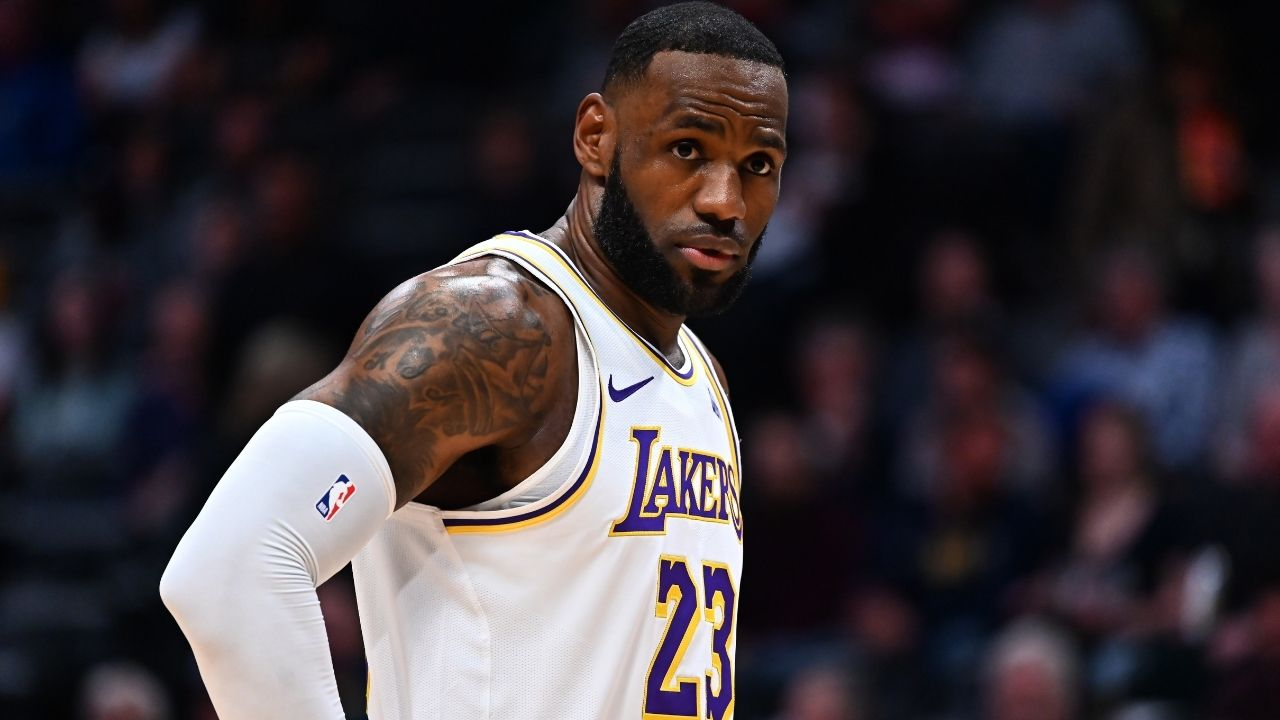 """""""LeBron James gets another big break"""": Skip Bayless releases controversial take on Lakers star's MVP chances following Joel Embiid injury"""